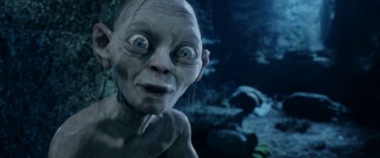 Happy Birthday to the most talented big screen performance capture artist ever, Andy Serkis!