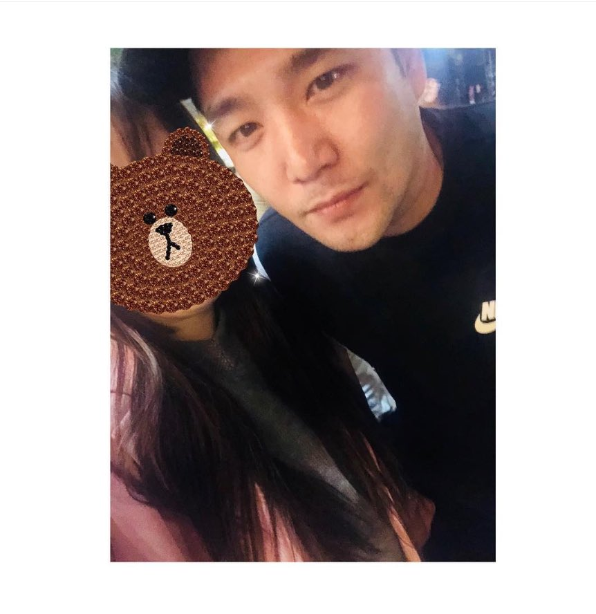 [HQ PIC] 180419 eillen_boraa Instagram Update - Hello there, Kangin! We miss you~ https://t.co/XptatJEmVc