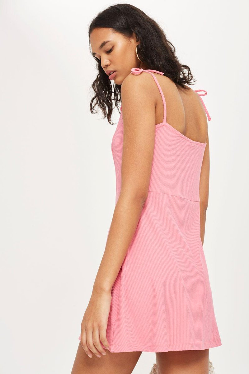 Were warmweekend ready in this cute slip dress