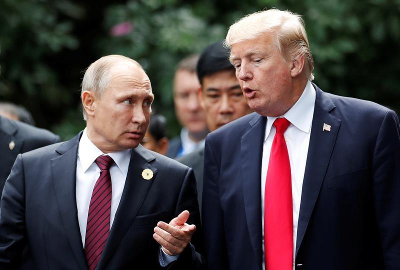 Russia says Trump invited Putin to U.S. during phone call https://t.co/UkhrNABSaR https://t.co/DulEcUK7Mq