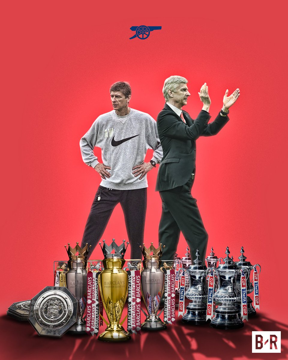 Arsene Wenger Leaves Arsenal A Legend After 22 Years And 10 Major Trophies