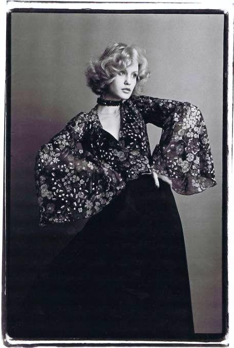 Happy birthday to Jessica Lange. Photo by Ed Pfizenmaier, 1974.