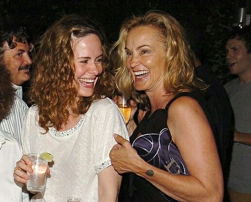 Happy Birthday to Queen Jessica Lange!!! Here s hoping we ll see these two on screen together sometime soon
