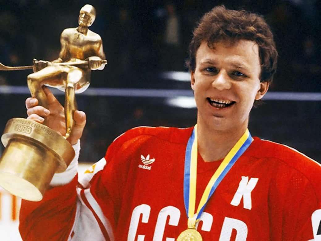 С Днём Рождения, Легенда! Вячеславу Фетисову - 60!! ⭐️???????????? https://t.co/QEkrMswvct