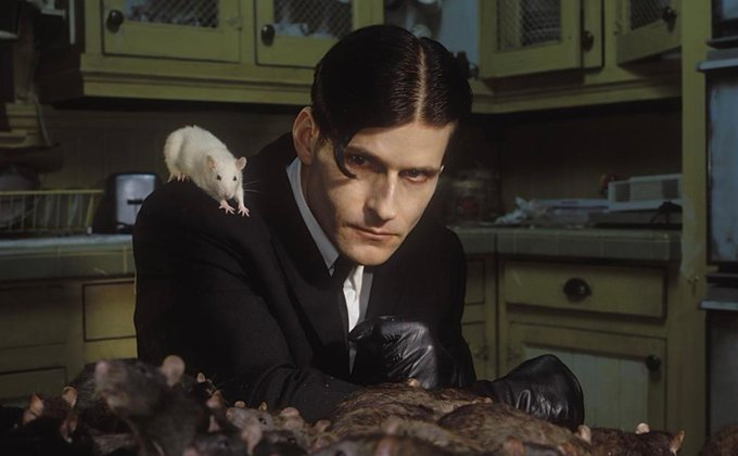 Happy birthday, Crispin Glover.