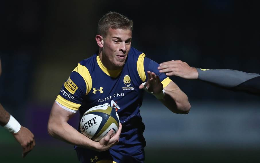 test Twitter Media - Michael Dowsett will leave Worcester Warriors at the end of the season to continue his career in Japan.  👉 https://t.co/LJT5m3ZuNn https://t.co/2nkuw4mwZW