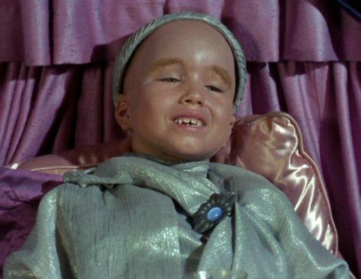 Happy TOSS Birthday to Clint Howard! Oh, the perils of Tranya...