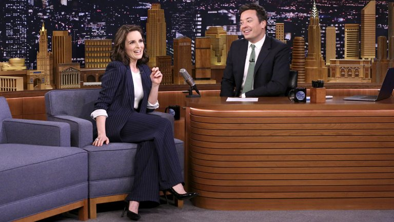 Tina Fey addresses 30Rock reboot rumors on @FallonTonight