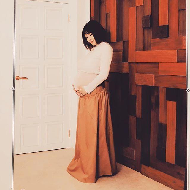 test ツイッターメディア - 【沖田杏梨 Instagram】https://t.co/5hf4uJU12L anticipating...👼🏻 もうちょっと...💛 #anriokita #anticipation #pregnant #baby #マスカッツ https://t.co/kn8L522sx2