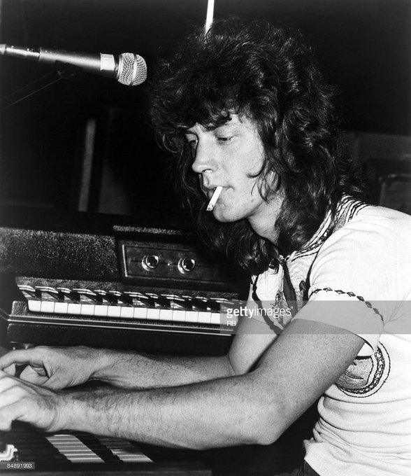 Happy birthday Craig Frost, keyboardist for Grand Funk Railroad, who turns 70 today