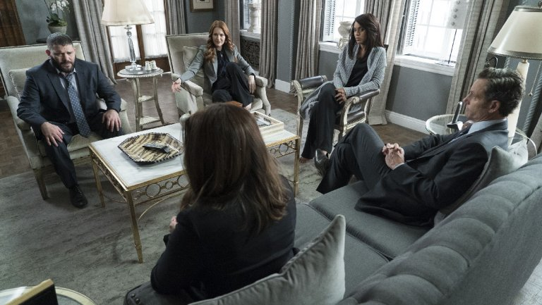 TV ratings: Scandal finale pops for ABC
