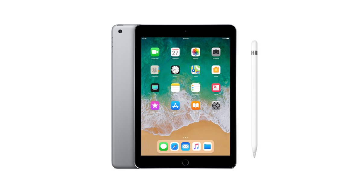 Win Apple's new iPad & Apple Pencil from 9to5Mac & DearMob[Giveaway] https://t.co/4sbX2ZmUjs https://t.co/1Q3ygvYFQ5