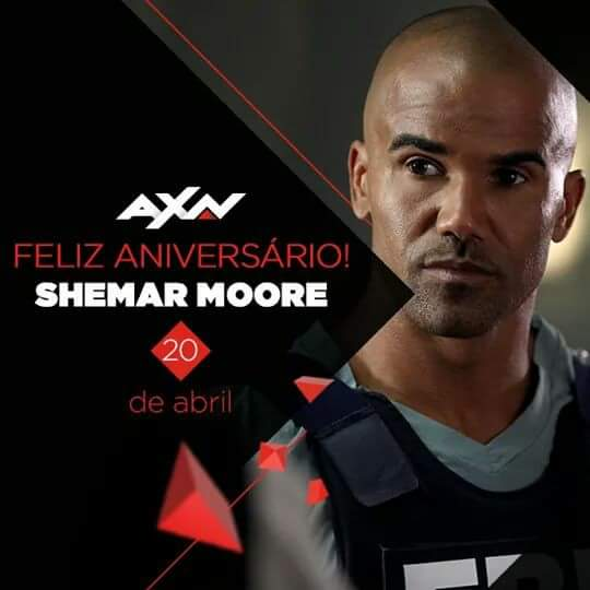 May this date and the other days to come be just to bring joy Happy birthday Shemar Moore