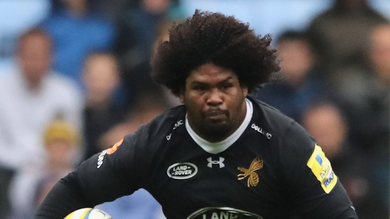 test Twitter Media - Wasps hooker Ashley Johnson has been provisionally suspended by the RFU after failing a drugs test: https://t.co/8KWoYN5dyR https://t.co/a2c8pfR7ky