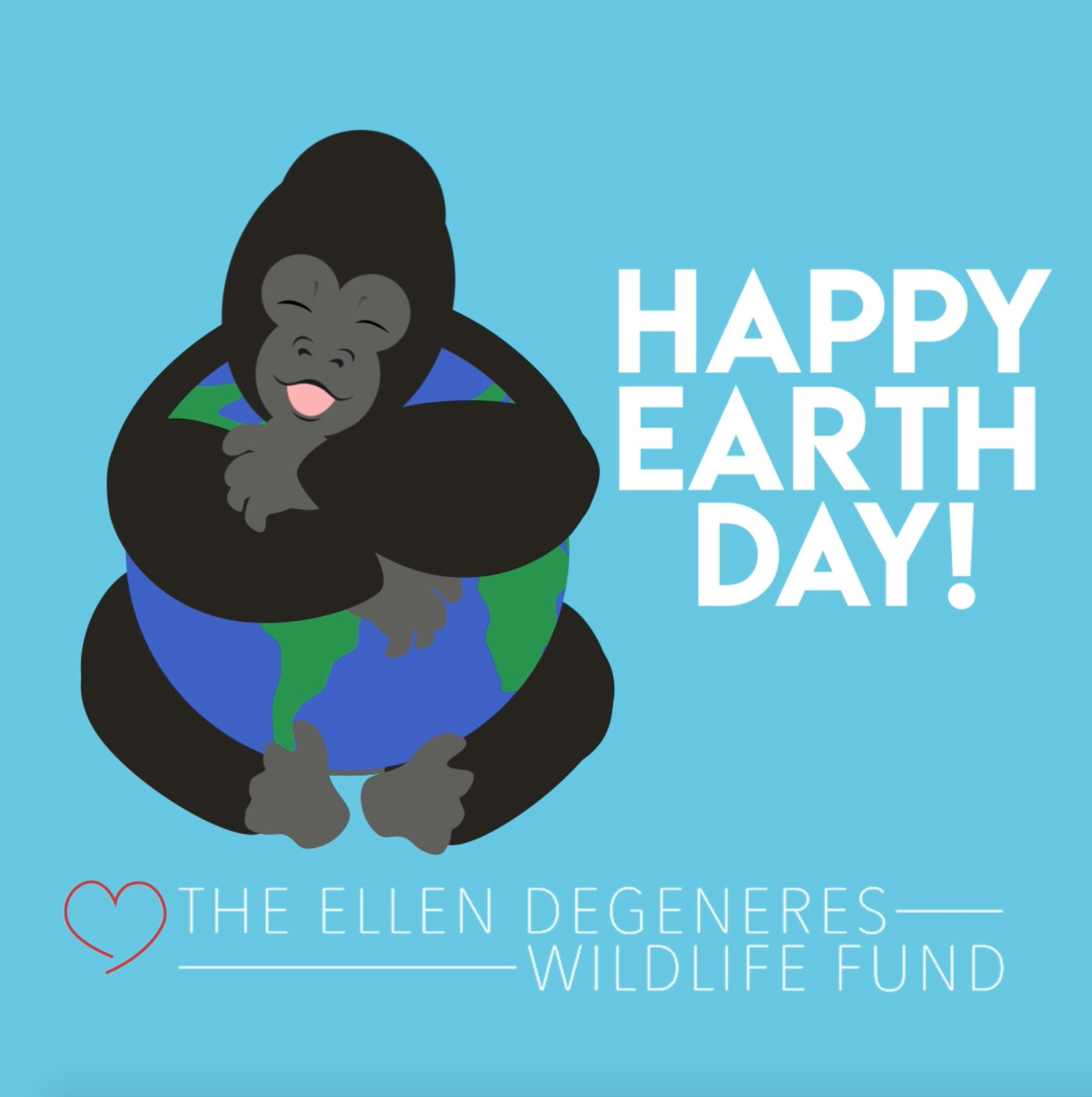 This #EarthDay, imagine what our planet would be without gorillas. #WeNeedGorillas https://t.co/TDXfOQqo6p https://t.co/zX2Gf71kC9