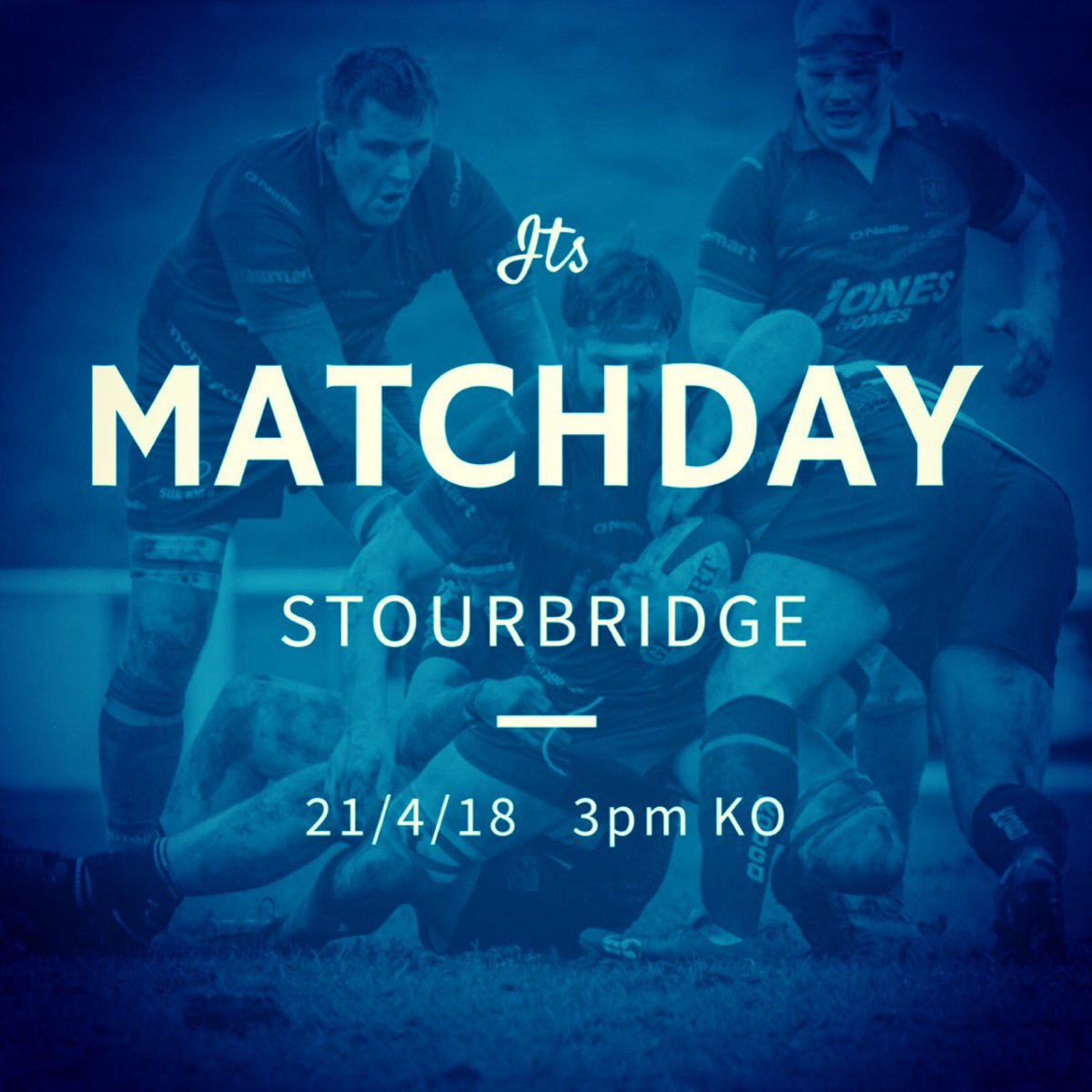 test Twitter Media - It's Matchday!!! @StourbridgeRFC visit Priory Park for what is likely to be the last home game of the season!!#macclesfield #cheshirerugby #backingmacc https://t.co/RNCKNvdbCt