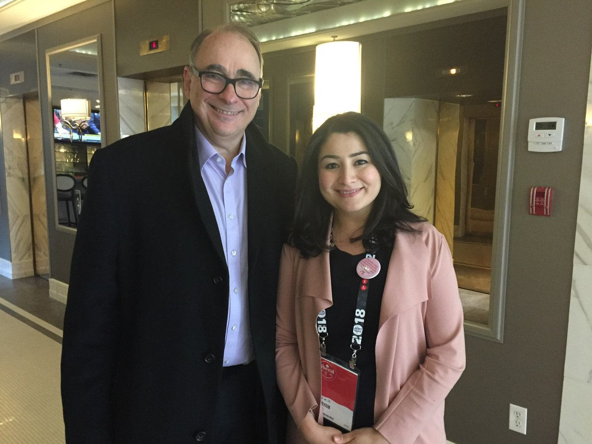 Thank you @davidaxelrod for joining us at #Lib2018 ! It was great to meet you. https://t.co/12BUNaTJmo