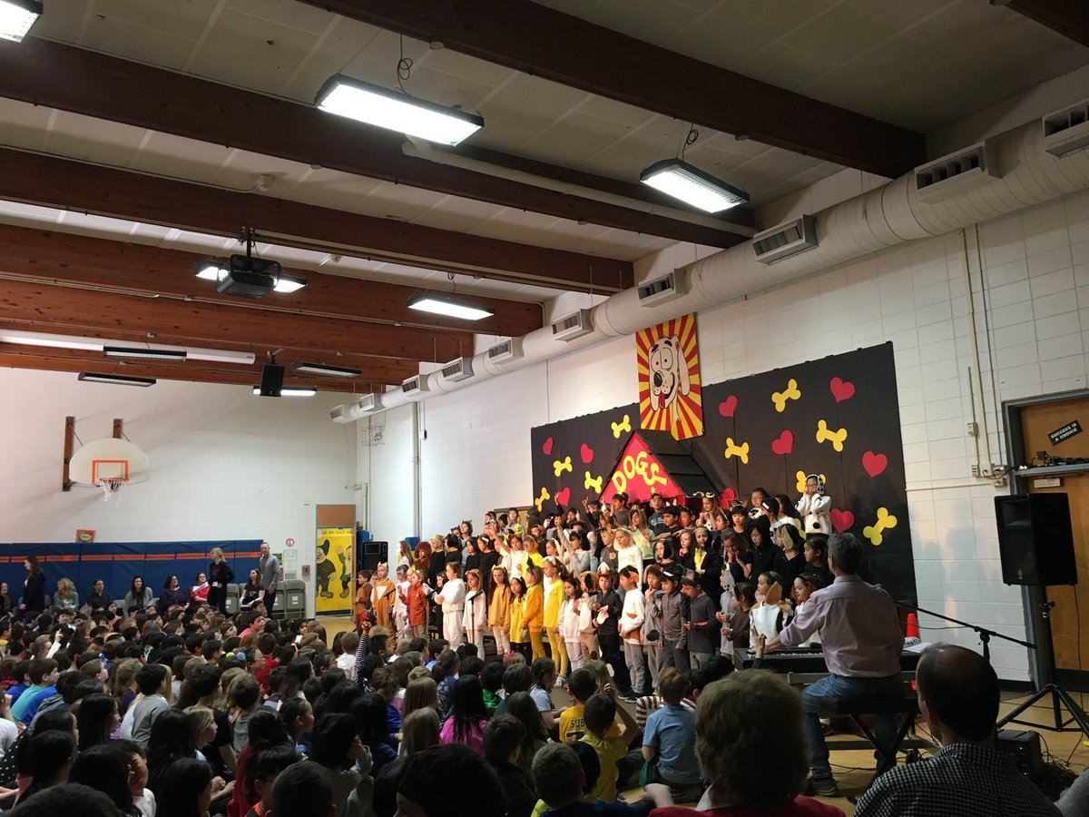 test Twitter Media - Wonderful performance 1st graders!  Bow Wow! #d30learns https://t.co/ow6cc0LCEd