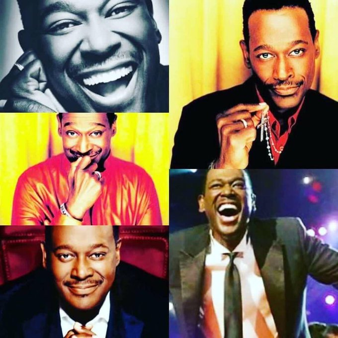 Happy Birthday to the late great Luther Vandross. One of the best voices of all time