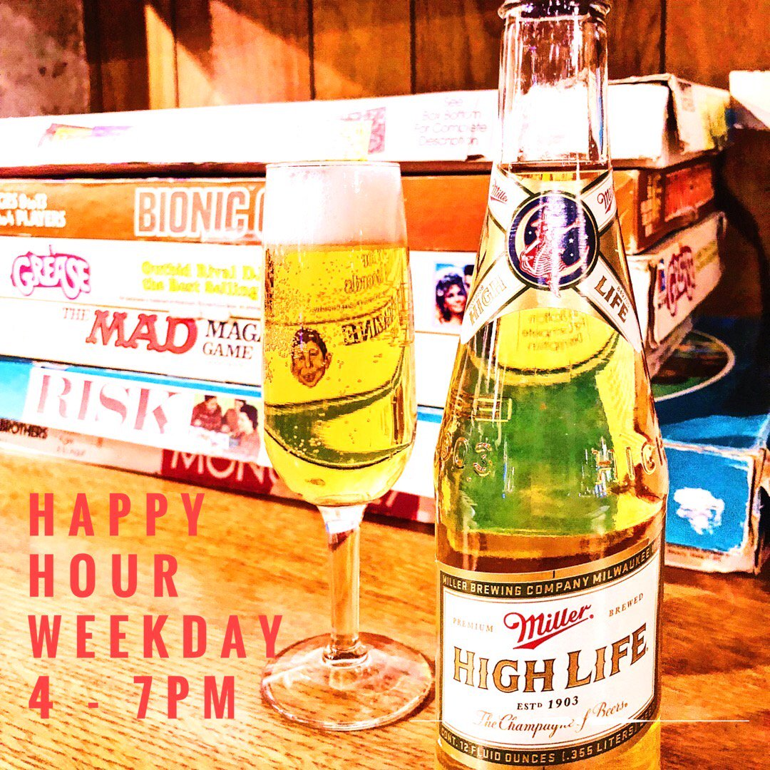 RT @playersclubdc: Champagne anyone?  Come live the #HighLife with us. HH 4 - 7pm. https://t.co/rP28UWInxI