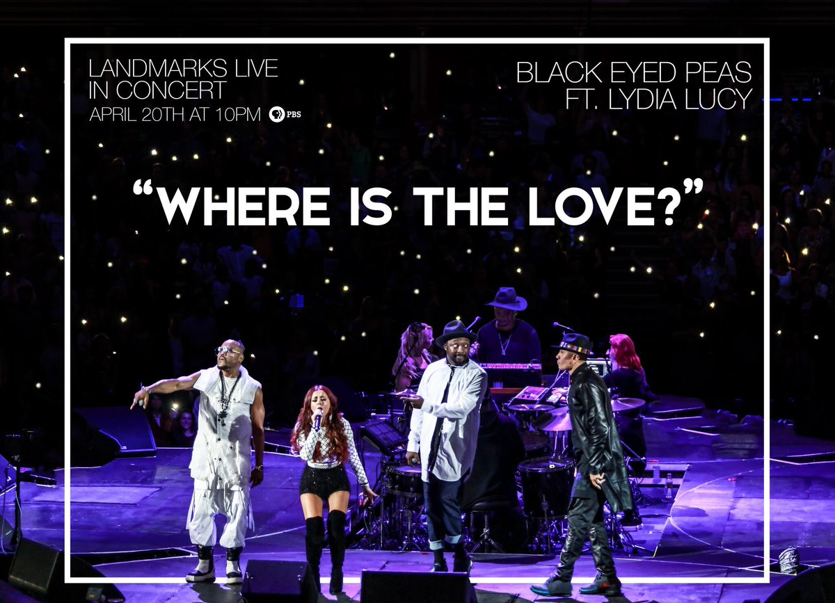Check out me and my family @BEP rock out at @RoyalAlbertHall on @pbs at 9pm tonight https://t.co/CyKKZilnRU