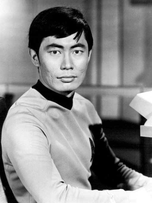 Happy Birthday to George Takei who turns 81 today!