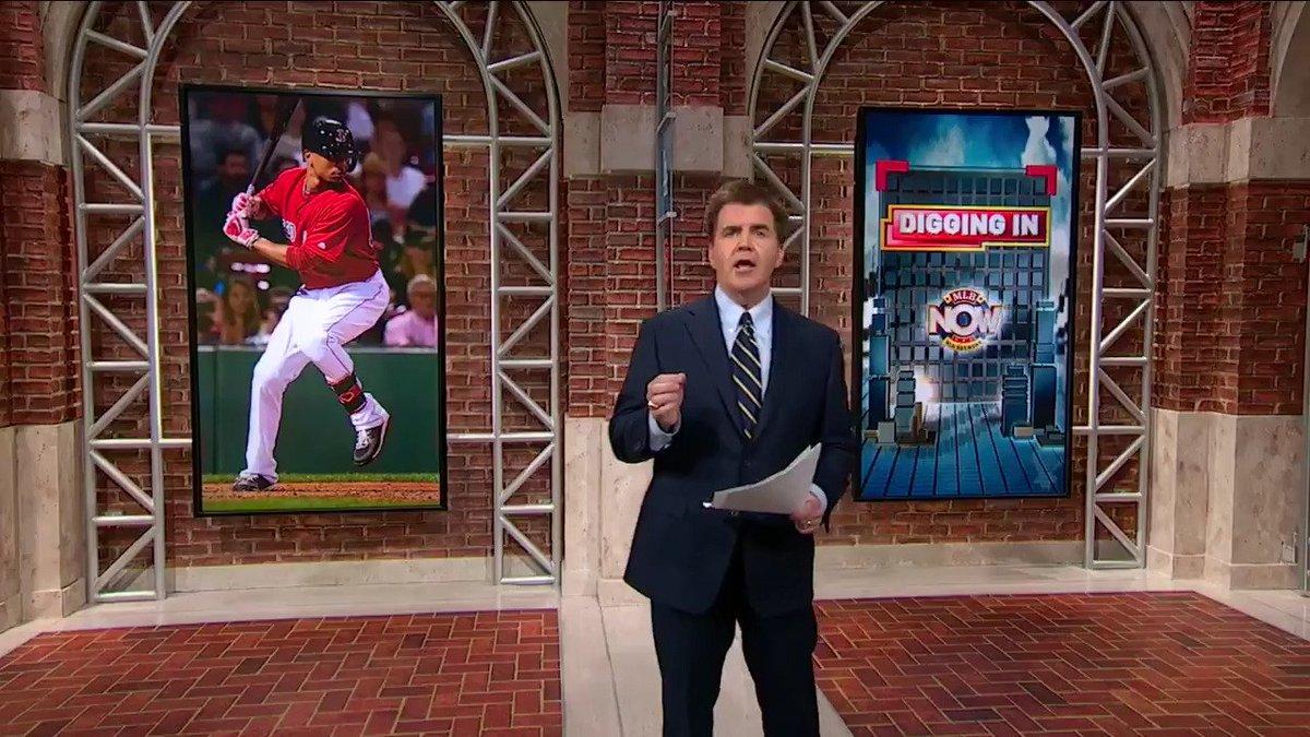 Red Sox grand slams  April 7 v mookie betts