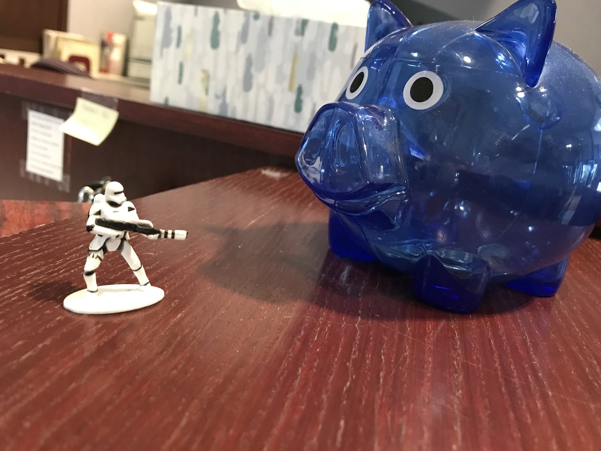 test Twitter Media - Saw this #StarWars battle unfold at the @wpgpolice Credit Union. https://t.co/Qg9zP6zIeg