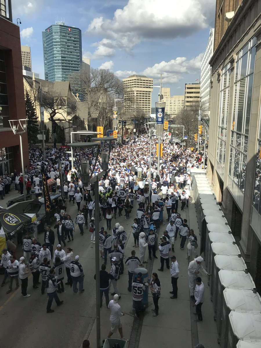 test Twitter Media - By the time the Jets win the Stanley Cup, this'll be a yellow-out. #NHLJets https://t.co/DFWc9J6W3F