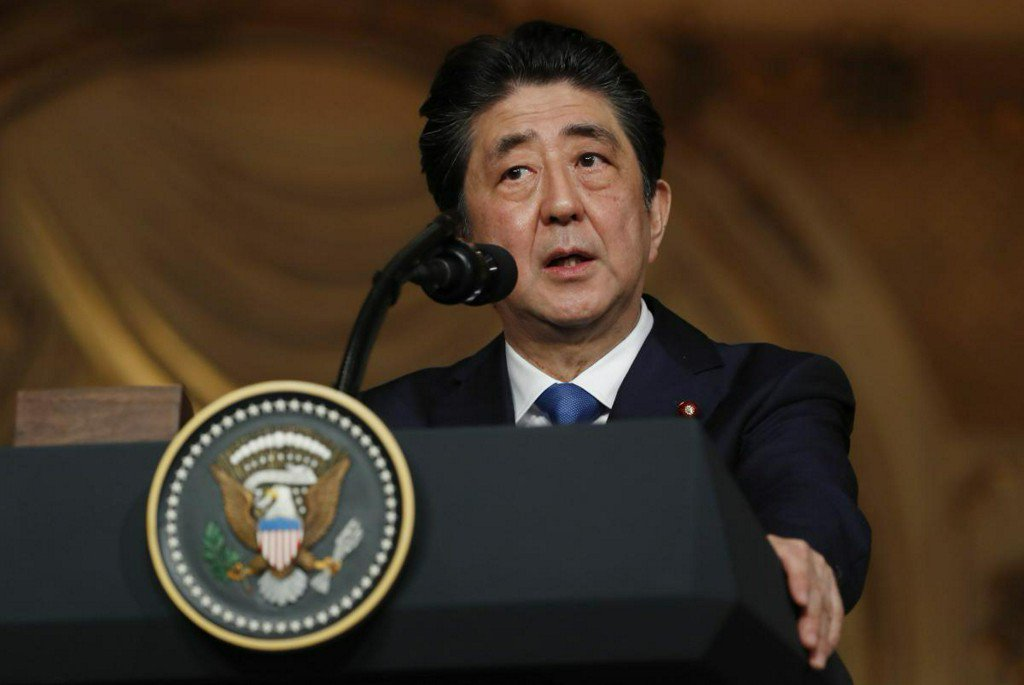 Japan PM Abe says North Korean move is 'forward motion,' but results essential https://t.co/yXZ0kHTv09 https://t.co/TB1aZ9zLq3