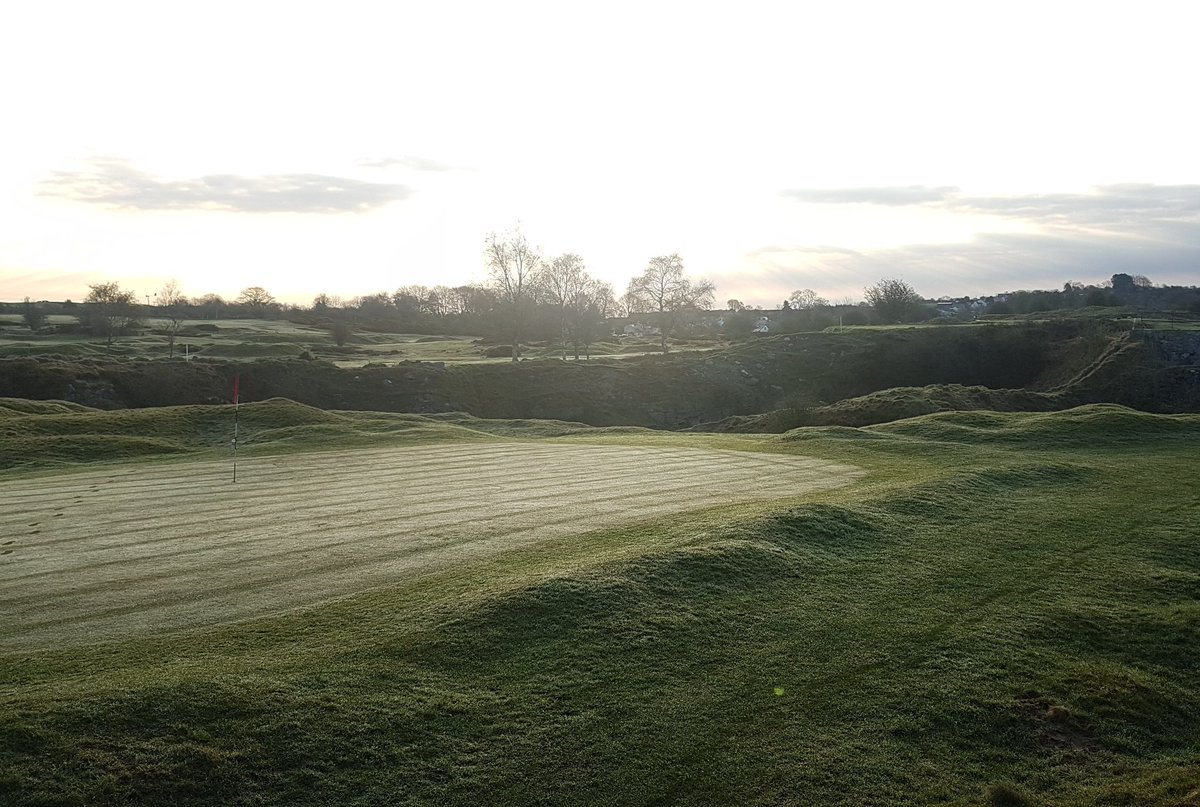 test Twitter Media - Another beautiful day ready for the Tom Williams 4BBB. #Wales #WalesGolf https://t.co/HZ5UzqiVj8