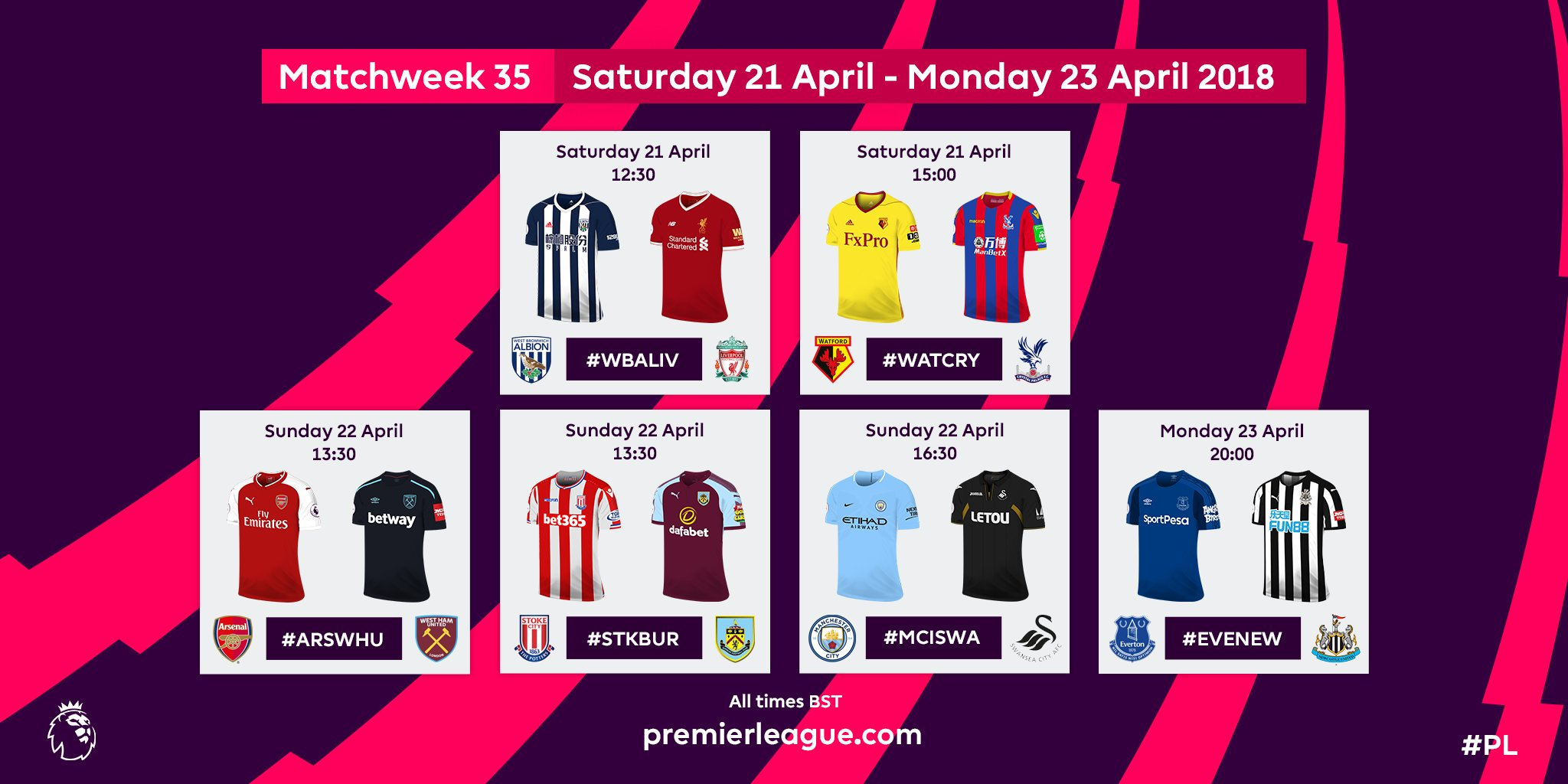 Who's winning these then? ��  #PL https://t.co/Z46A2J6AS4