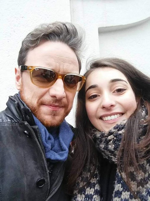 Happy birthday to the dorkest and the lovliest person in the world, James McAvoy