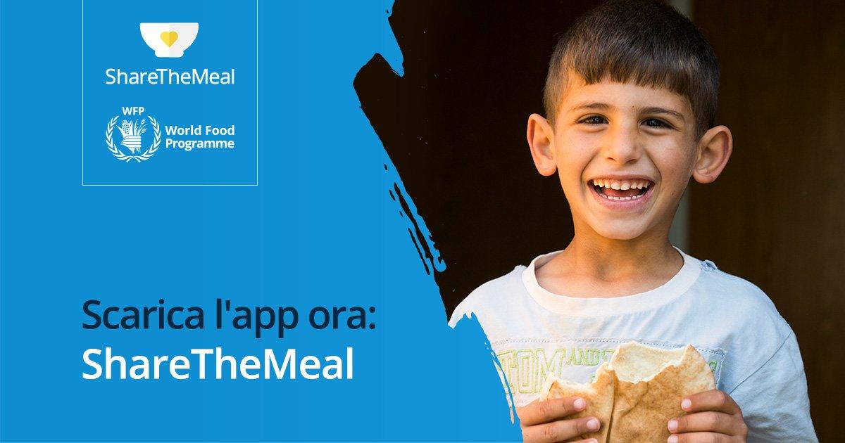 #ShareTheMeal