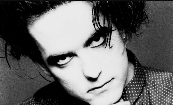 Happy birthday Mr. Robert Smith  The Cure