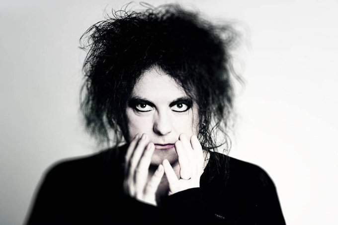 Happy birthday to Robert Smith!   What\s your favourite song by The Cure?