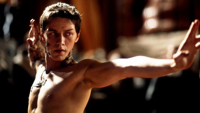 Happy Birthday Children of Dune, Shameless, Narnia & X-Men star James McAvoy