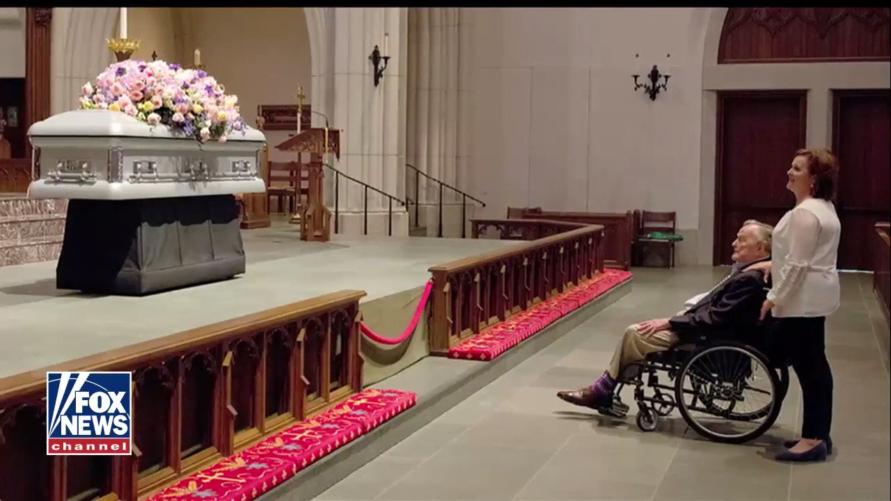 Remembering Barbara Bush https://t.co/tR9pWLWw9M https://t.co/qXIkK3kQQ1