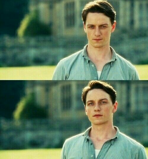 James mcavoy  Happy birthday day my darling, isn\t he beautiful!
