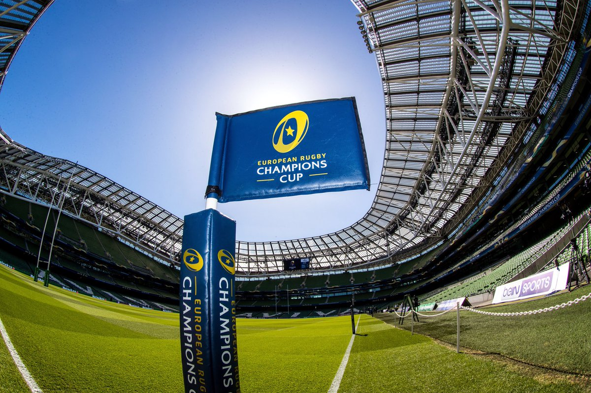 MATCH DAY. The stage is set. C'mon @leinsterrugby #LEIvSCA #LightTheSpark #LeinsterRugby #LSSBootRoom https://t.co/Hj4MROzwuG