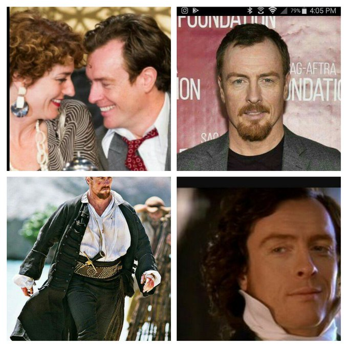 Its your day Toby Stephens for wonderful surprises and celebration Happy birthday to you Toby