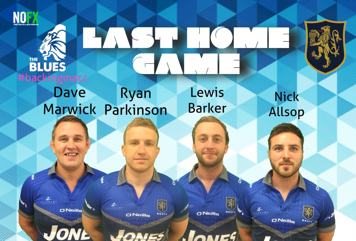 test Twitter Media - Four lads play their last home game for the Blues today!! Get down and see their last performance at Priory Park!! @dmazalar @RyanParkinson3 @nallsop1 @Lbarker1221 https://t.co/3rvXSwN4IM