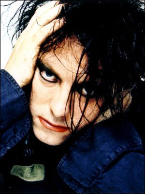 Happy Birthday, Robert Smith. April 21