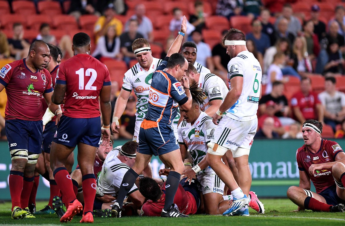 test Twitter Media - HIGHLIGHTS: @Reds_Rugby 12-36 @ChiefsRugby. Chiefs leave it late to bag the bonus in Brisbane #REDvCHI  https://t.co/FaEAgKOrtI https://t.co/txJDM27eIL