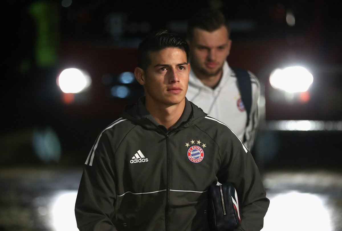 James Rodriguez  Of players to james rodriguez