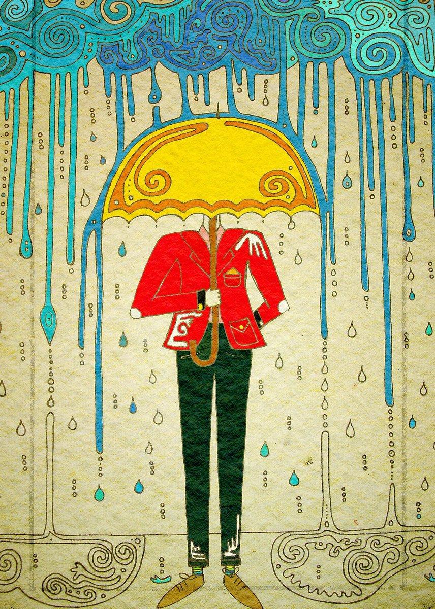 Fashionable rain: https://t.co/Acsr5J3QVc https://t.co/A136MIVmNk