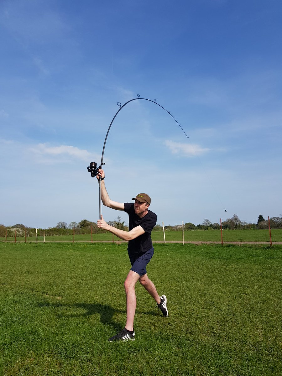 170m plus <b>Cast</b>ing for my client today #speed #technique #carpfishing https://t.co/KvgcQSVlS6