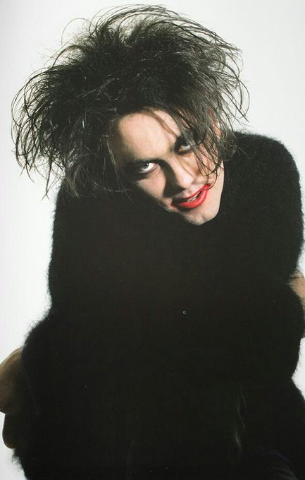 Happy Birthday Robert Smith   The Cure - A Forest