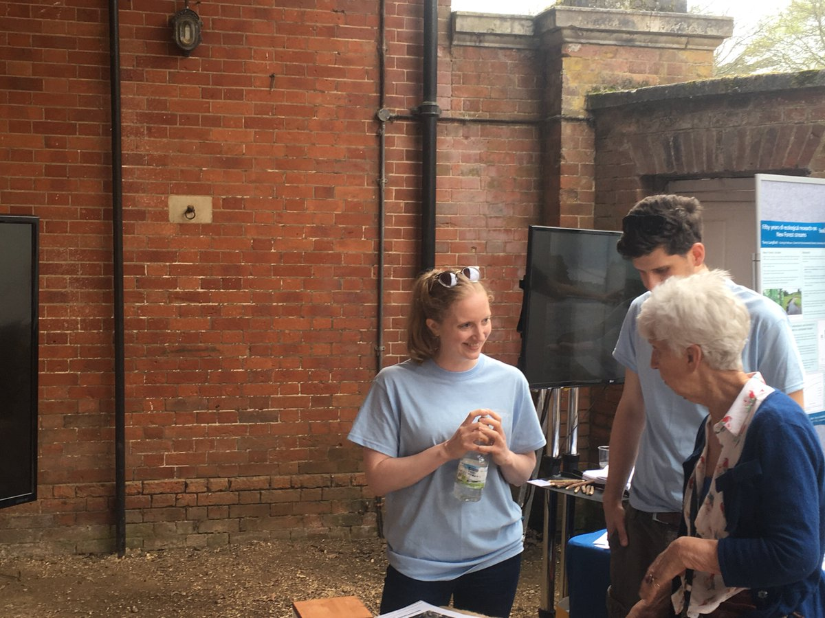test Twitter Media - We are here until 5pm be sure to come down and see @unisouthampton researchers at Mottisfont house and gardens for #WorldFishMigrationDay2018 #happyfish #letitflow https://t.co/xDGR42LVTu