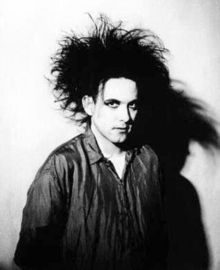 Robert Smith (The Cure) turns 59 today. Happy Birthday!!!